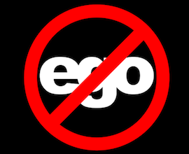 Image for article Ego Check