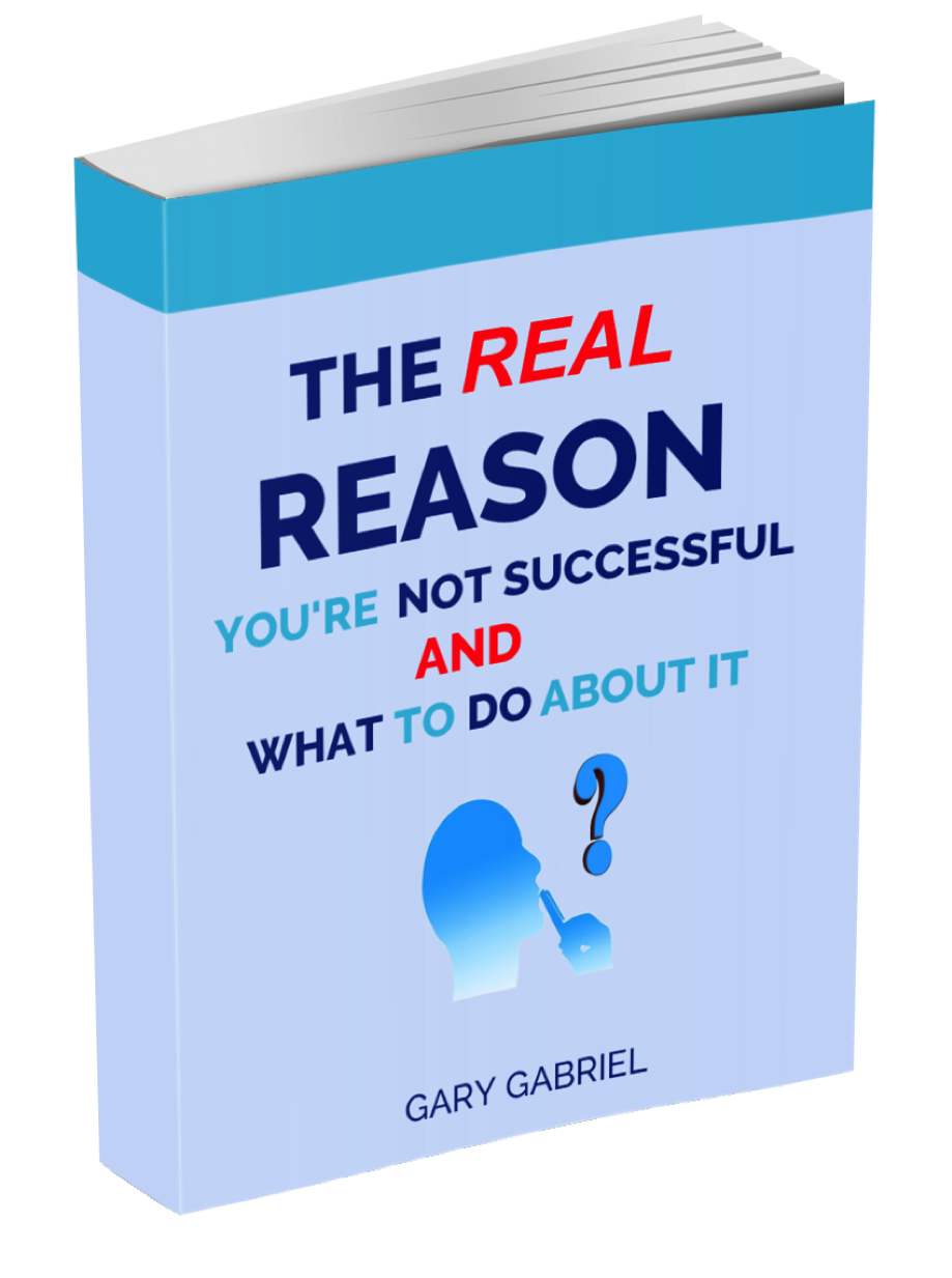 Book Image for The Real Reason You're Not Successful And What To Do About It