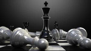 Article image for It's Chess Not Checkers
